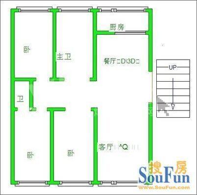 房子设计图宽9米.长11展示_第4页_设计图分享