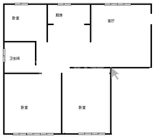 设计分享 > 农村平房三室两厅厅房子设计图 设计分享 1212农村房屋